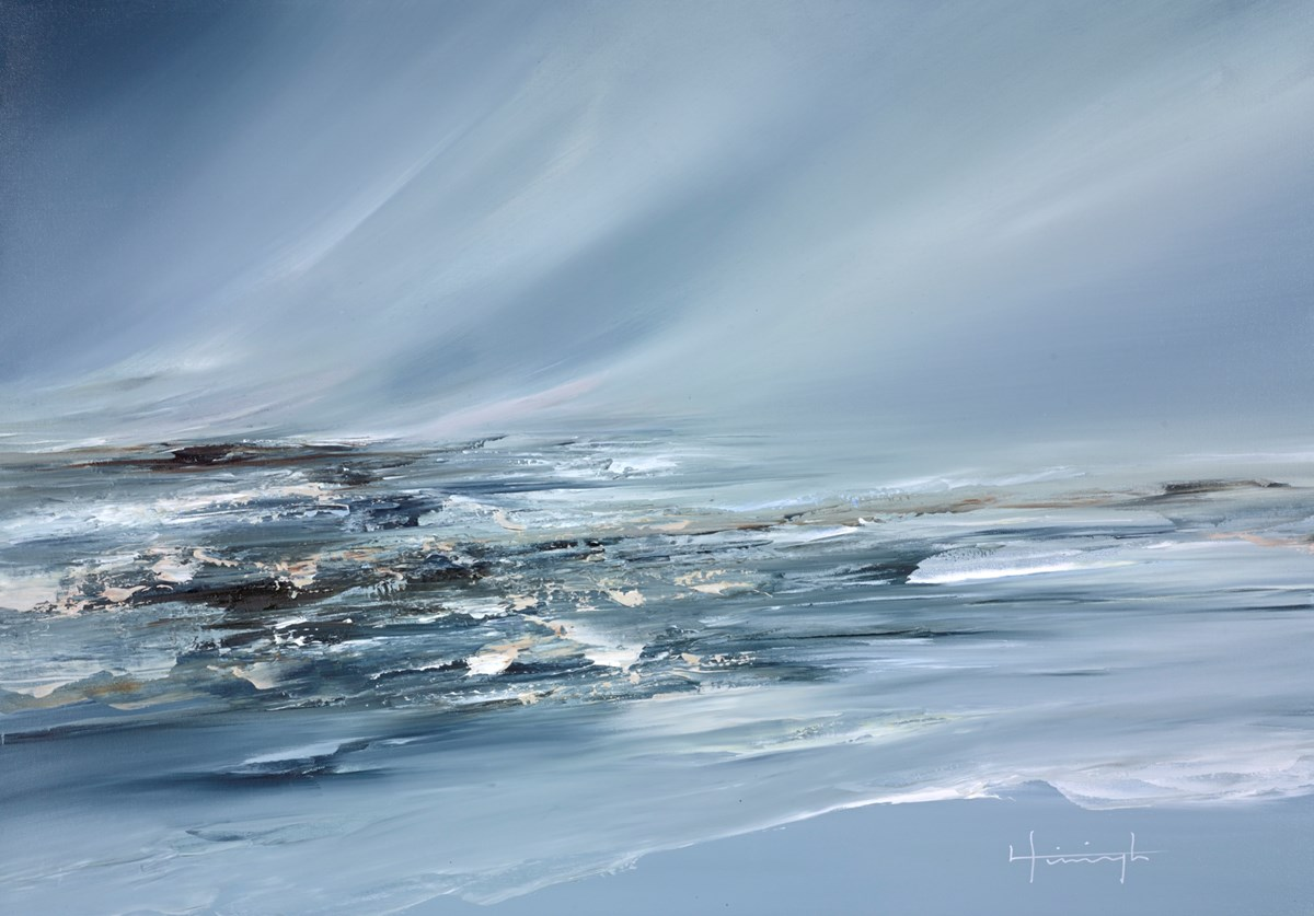 Tromso by lynne timmington -  sized 39x28 inches. Available from Whitewall Galleries
